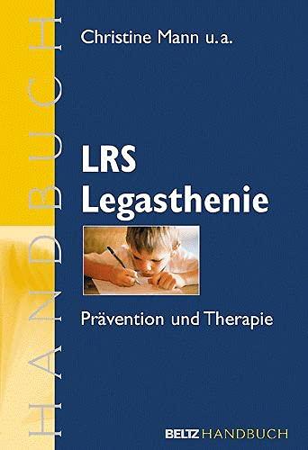 9783407831507: LRS Legasthenie