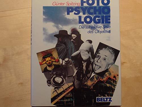 9783407850522: Fotopsychologie: Die subjektive Seite des Objektivs (German Edition)