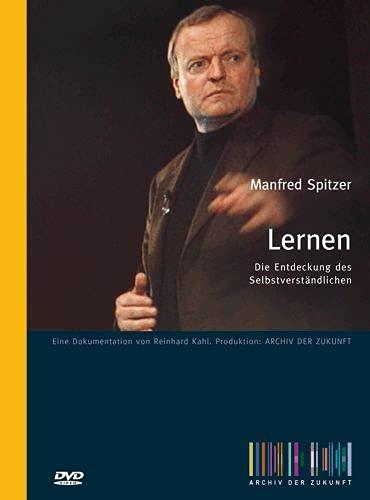 9783407858320: Lernen - Die Entdeckung des Selbstverst�ndlichen. Ein Vortrag von Manfred Spitzer.