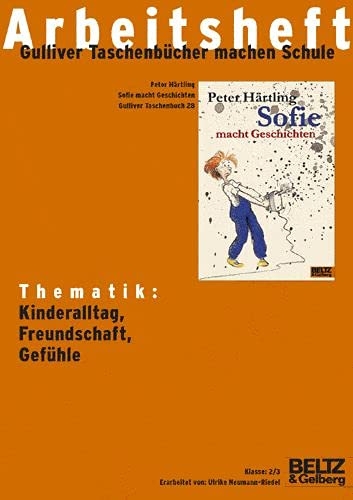 9783407990877: Peter Härtling 'Sofie macht Geschichten'. Arbeitsheft.