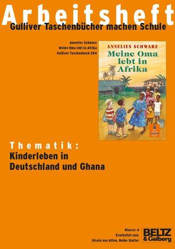 9783407990945: Annelies Schwarz: 'Meine Oma lebt in Afrika'. Arbeitsheft.