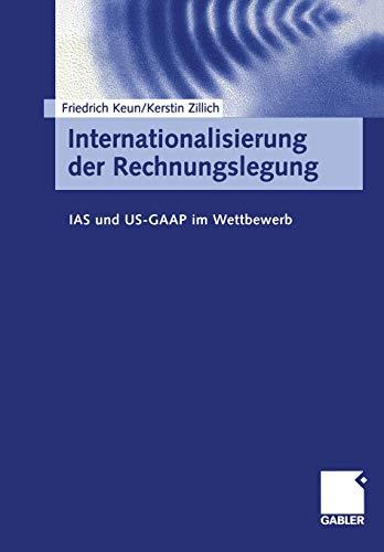 Beispielbild für Internationalisierung der Rechnungslegung: IAS und US-GAAP im Wettbewerb zum Verkauf von medimops