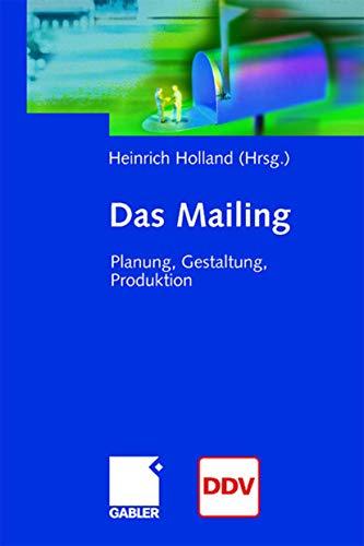 Das Mailing: Heinrich Holland