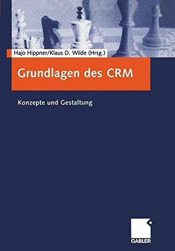 9783409125185: Grundlagen des CRM.