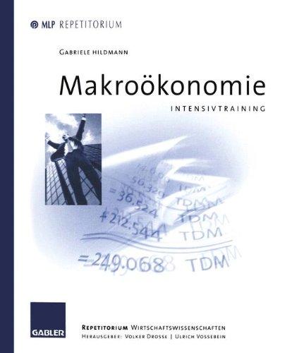 9783409126175: Makroökonomik. Intensivtraining
