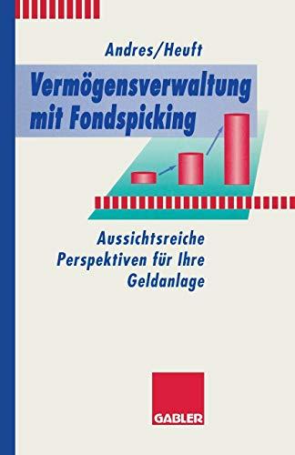 9783409141642: Vermogensverwaltung Mit Fondspicking