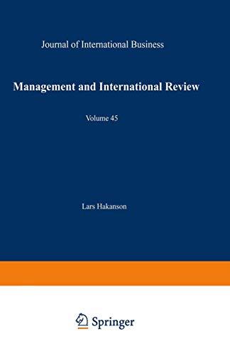 Knowledge Transfer in Multinational Corporations von Klaus Macharzina (Autor), Lars Hakanson - Klaus Macharzina Lars Hakanson