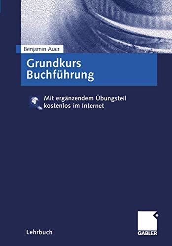 9783409142946: Grundkurs Buchführung