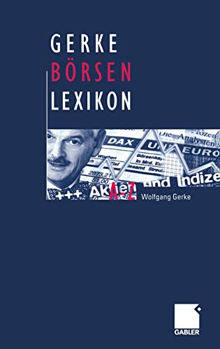 9783409146036: Gerke Börsen Lexikon (German Edition)