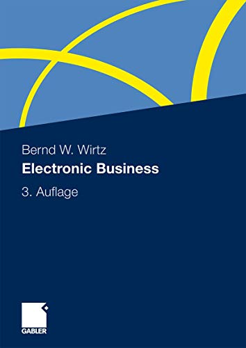 9783409316606: Electronic Business (German Edition)