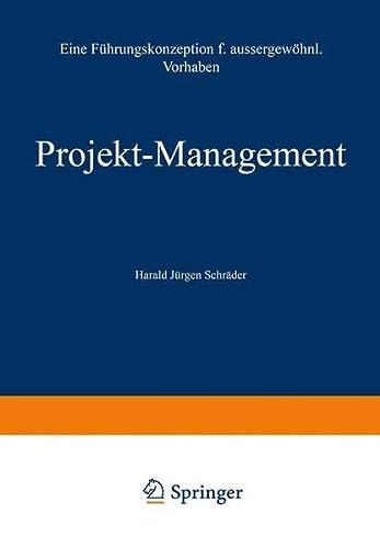 9783409320221: Projekt-Management