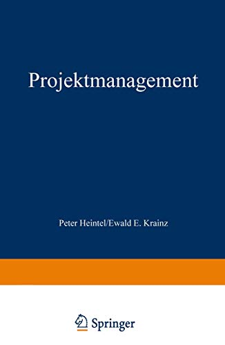 9783409332026: Projektmanagement. Eine Antwort auf die Hierarchiekrise?
