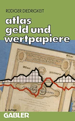 9783409497008: Atlas Geld Und Wertpapiere: Handel Der Banken Mit Geld Und Wertpapieren