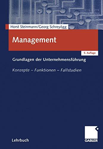 9783409533126: Management.
