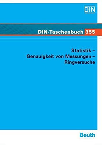 Statistik - Genauigkeit von Messungen - Ringversuche