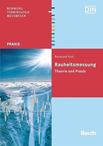 9783410159186: Rauheitsmessung: Theorie und Praxis
