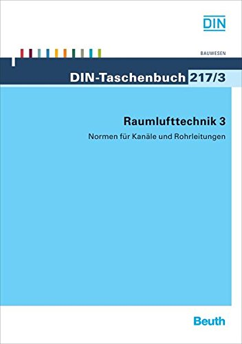 9783410173595: Raumlufttechnik 3