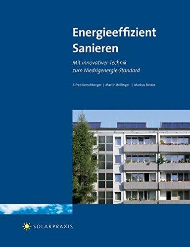 Energieeffizient sanieren: Alfred Kerschberger