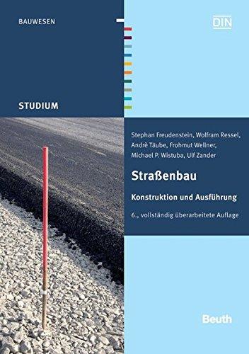 9783410207139: Straßenbau: Konstruktion und Ausführung