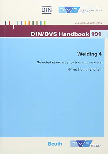 DIN/DVS Handbook 191 Welding 4