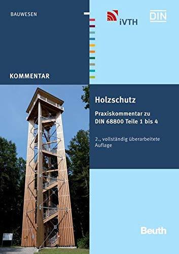 9783410212027: Holzschutz