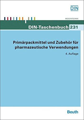 Primärpackmittel und Zubehör für pharmazeutische Verwendungen