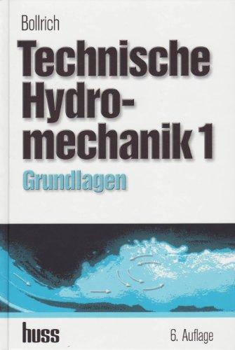9783410214243: Technische Hydromechanik 3 Bände