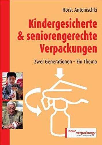 9783410214786: Kindergesicherte & seniorengerechte Verpackungen