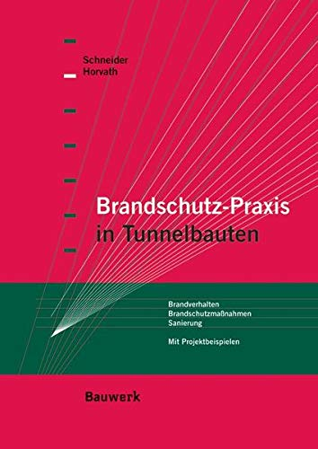 Brandschutz-Praxis in Tunnelbauten: Johannes Horvath
