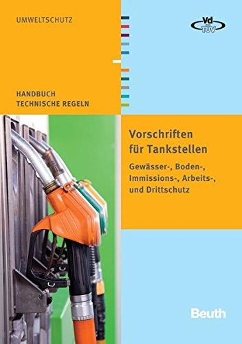 Vorschriften für Tankstellen