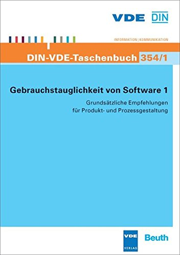 Gebrauchstauglichkeit von Software 1