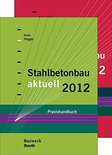 9783410220107: Stahlbetonbau aktuell 2012 und Mauerwerksbau aktuell 2012: Kombi-Paket