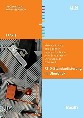 9783410221715: RFID-Standardisierung im Überblick