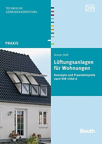 Lüftungsanlagen für Wohnungen: Anton Höß