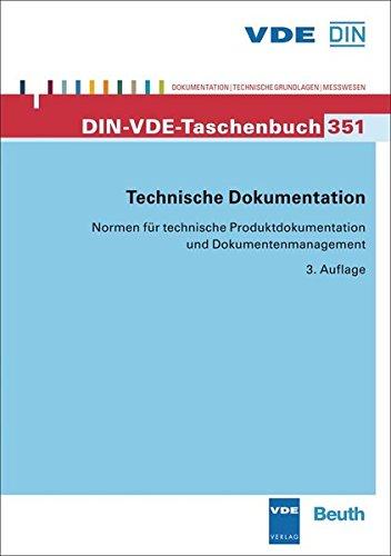 9783410223313: Technische Dokumentation: Normen für technische Produktdokumentation und Dokumentenmanagement