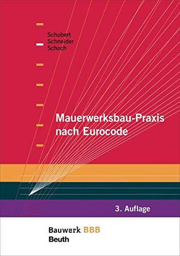 9783410227397: Mauerwerksbau-Praxis nach Eurocode: Bauwerk-Basis-Bibliothek