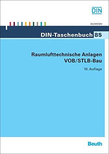 Raumlufttechnische Anlagen VOB/STLB-Bau