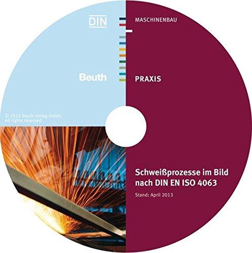 9783410231103: Schweißprozesse im Bild nach DIN EN ISO 4063