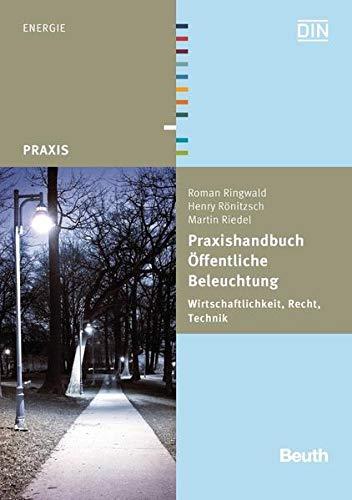 Praxishandbuch Öffentliche Beleuchtung: Martin Riedel