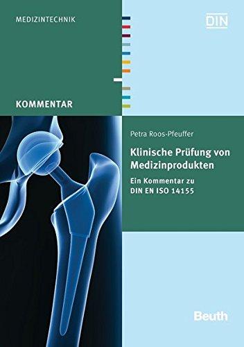 Klinische Prüfung von Medizinprodukten: Petra Roos-Pfeuffer