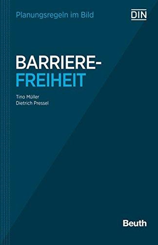 9783410243311: Planungsregeln im Bild - Barrierefreiheit