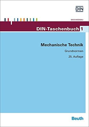 9783410245490: Mechanische Technik: Grundnormen