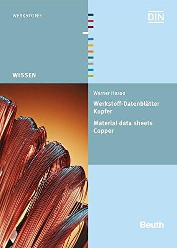 Werkstoff-Datenblätter - Kupfer: Werner Hesse