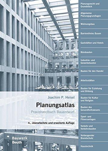 9783410252856: Planungsatlas: Praxishandbuch Bauentwurf
