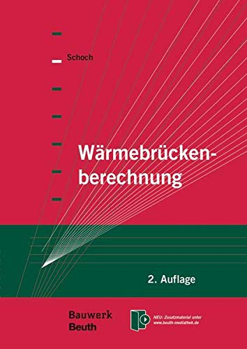 9783410254140: Wärmebrückenberechnung
