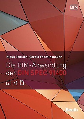 9783410259091: Die BIM-Anwendung der DIN SPEC 91400