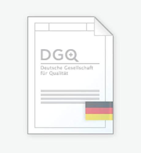 9783410329763: Tabellenschieber für Stichprobenprüfung anhand qualitativer Merkmale nach DIN ISO 2859-1
