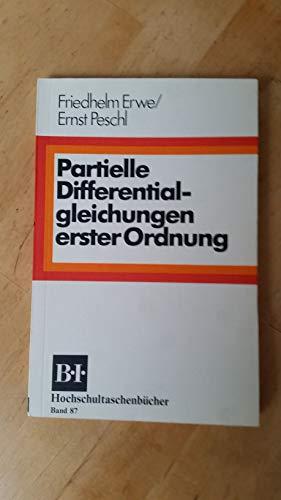 9783411000876: Partielle Differentialgleichungen.