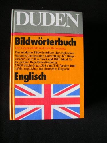 English-Duden Pictorial Dictionary. Second Revised Edition