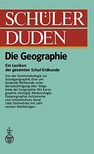 9783411017317: Schülerduden: Die Geographie (Duden für den Schüler)